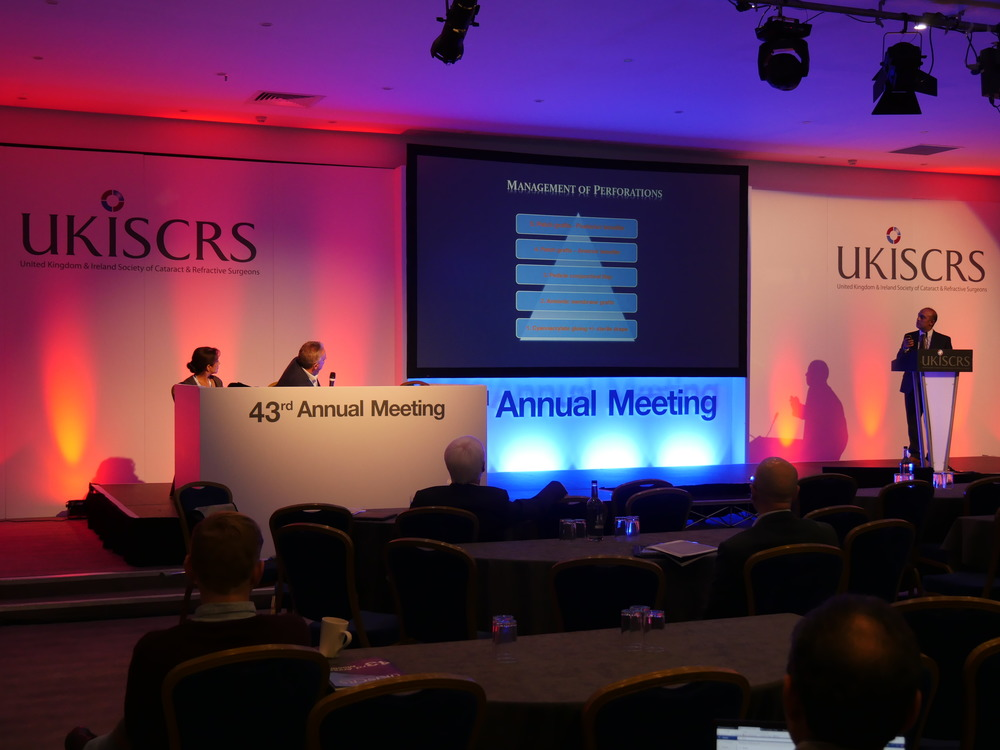 UKISCRS 43rd Annual Meeting 2019 - Jury's Inn Hinc
