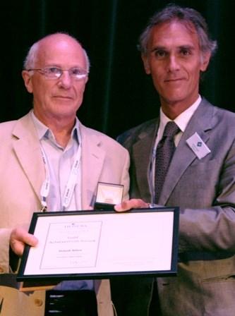Gold Award Recipient Paris 2010